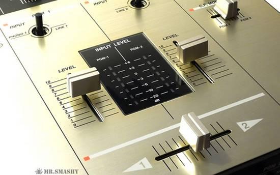 Dj Mixers Basics
