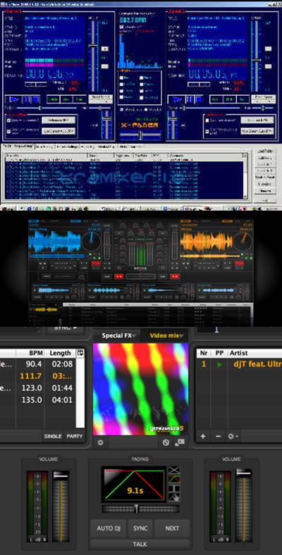 how to use mixx dj software