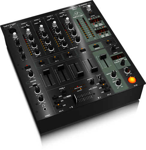 Behringer Mixer review