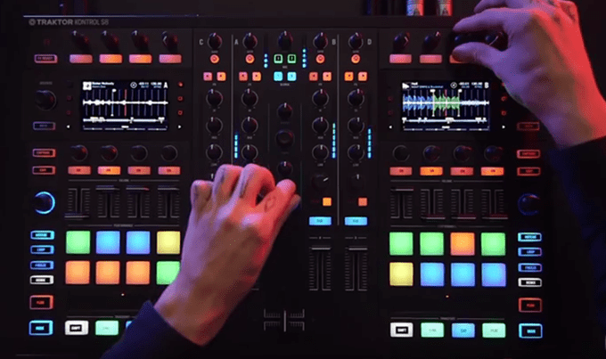 Traktor Kontrol S8 vs other mixers