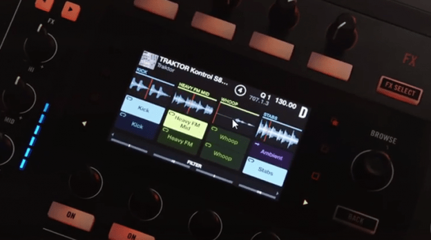 Traktor Kontrol S8 user reviews